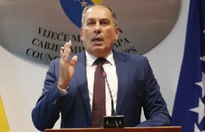 Mektić: Policijski komesar HNK Ilija Lasić danas će biti priveden u Tužilaštvo BiH