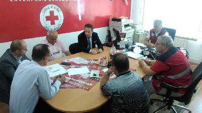 Održan hitan sastanak predstavnika CK sa predstavnicima kantonalne vlasti