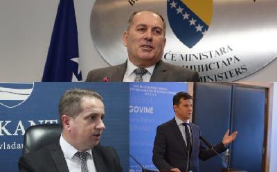 Danas razgovor ministra Mektića sa predsjednikom FBiH i premijerom USK