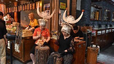Tradicionalni iftari u kineskom gradu Xianu