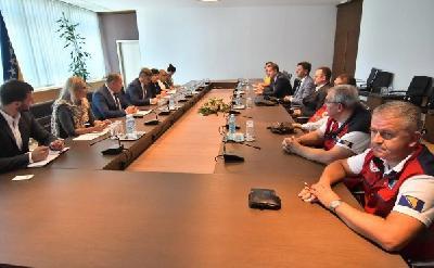 Šuhret Fazlić: Problem ćemo lakše riješiti jer se uključio i državni nivo