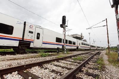 U elektrifikaciju unske pruge uloženo 2,3 miliona maraka