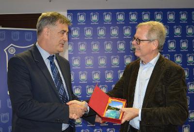 Gradonačelnik Bihaća razgovarao sa švedskim ambasadorom u BiH