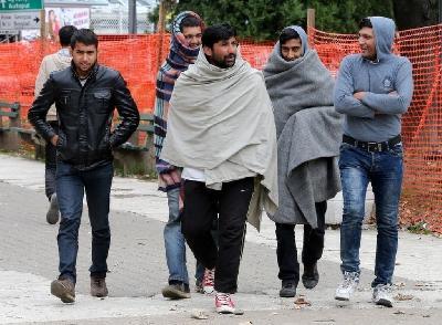 Iz izvještaja MUP-a USK o migrantima