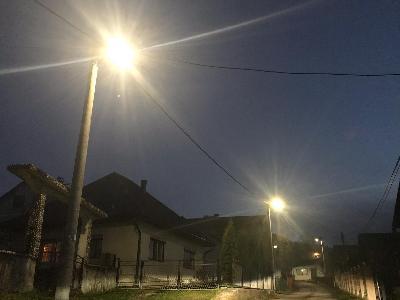 U Meteorološkoj ulici postavljena LED ulična rasvjeta