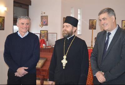 Pravoslavni hrišćani u Bihaću proslavljaju Božić