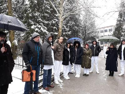 Ljekari od ponedjeljka u generalnom štrajku
