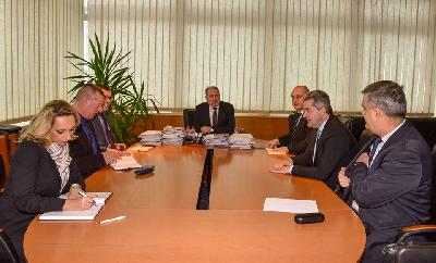 Ministar Mektić razgovarao sa predstavnicima USK