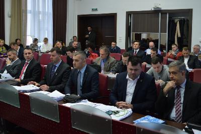 Usvojen Nacrt odluke o komunalnim taksama