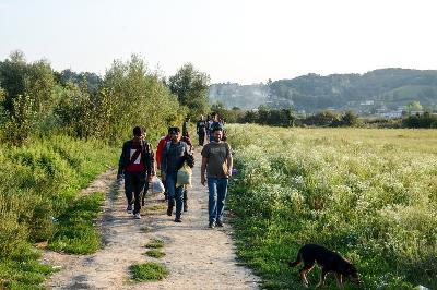 Lijepo vrijeme donosi povećan broj migranata na granice BiH