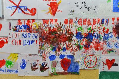 Poruka svjetskim liderima: zaustavite rat protiv djece