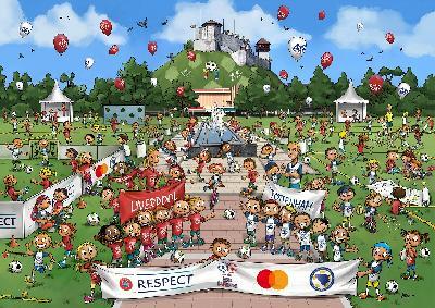 """Manifestacija """"Mini šampioni"""" okuplja 450 djece u Doboju"""