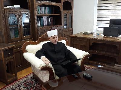 Bihaćki muftija Mehmed ef. Kudić čestitao vjernicima Ramazanski bajram