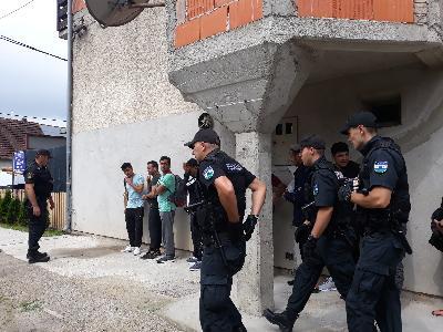 Inspekcija i policija obilaze objekte koji se iznajmljuju migrantima