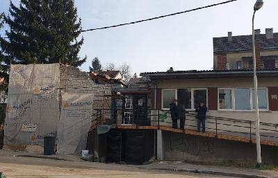Počela rekonstrukcija Centra za socijalni rad u Bihaću