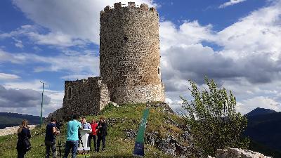 Stari grad Sokolac biće novi turistički brend
