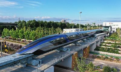 Kina predstavila voz koji razvija brzinu od 600 km na sat