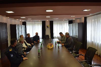 Delegacija Hamma posjetila Bihać